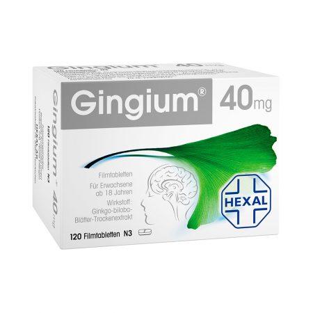 Gingium® 40 mg Filmtabletten